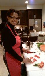 by Chef Christina Dimacali