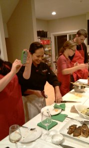 Seafoodery Cooking Class