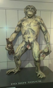 "The Monkey Man ""Feed 'Em & Fuck 'Em"