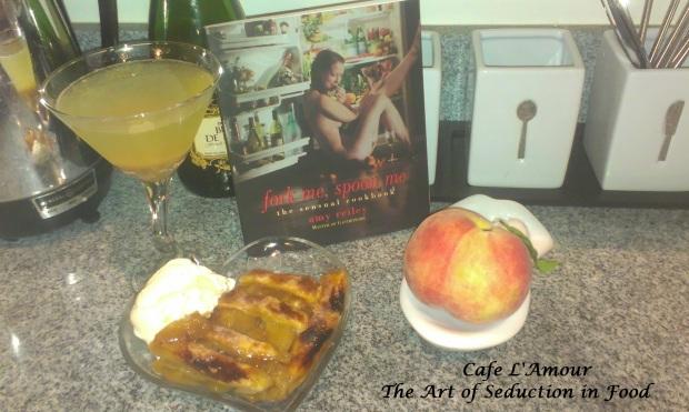 08-10-2014 She's a Peach - Cobbler - Bellini - Peach