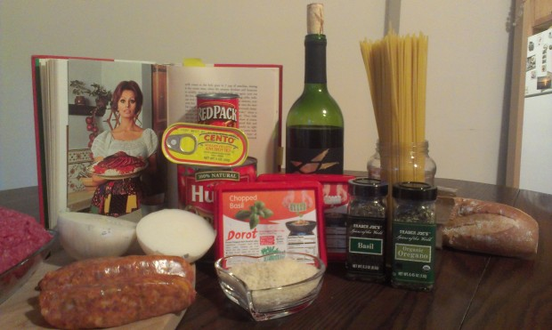 09-09-2014 Seductress in the Kitchen - Ingredients