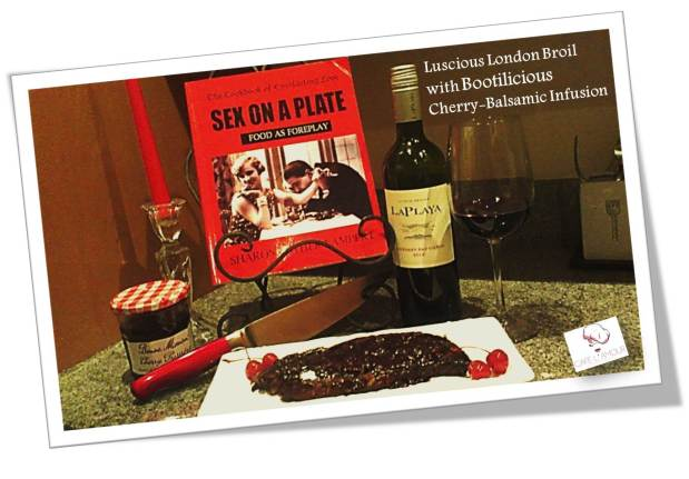 Sex on a Plate - Luscious London Broil II