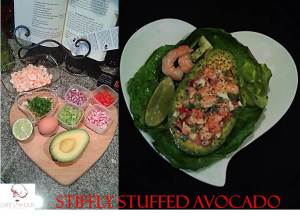 05-23-2015 Cook To Bang - Cookbook Review - Stuffed Avocado II