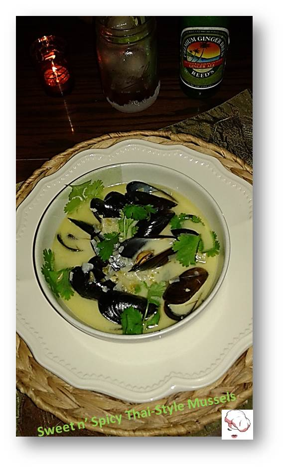 06-22-2015 Fish Tales - Thai Style Mussels