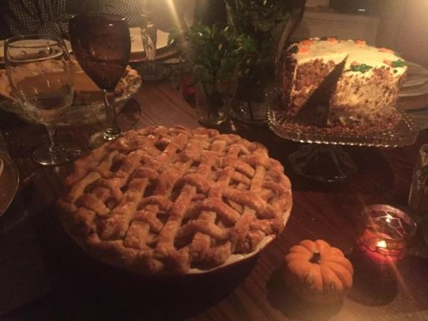 The Harvest Thanksgiving Feast 2016 - Gina's Kitchen