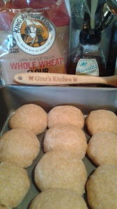 Homemade Honey-Wheat Dinner Rolls ~ The 2nd Rising